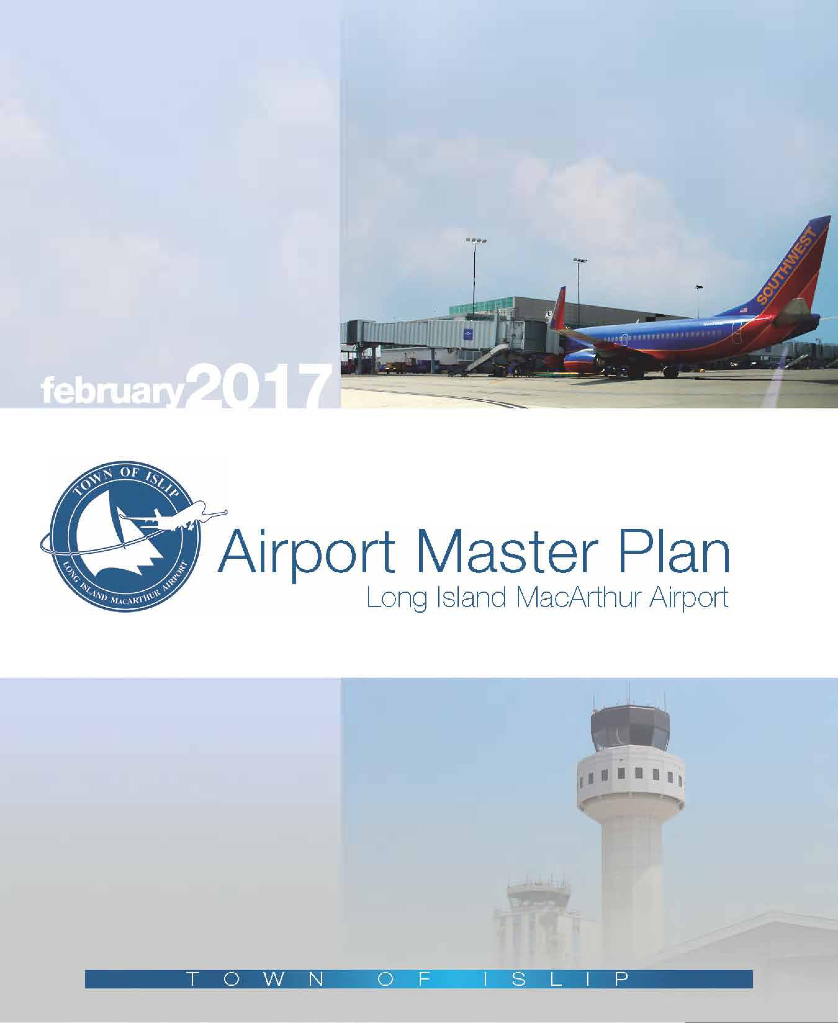 Clicking this image will open a PDF Document containing the Airport's approved Master Plan